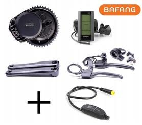 Elektryczny silnik zestaw do roweru Bafang 1000W BBSHD 1kW 48V/52V