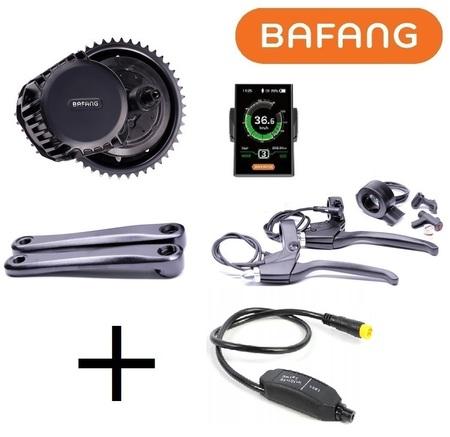 Elektryczny silnik zestaw do roweru Bafang 1000W BBSHD DPC18