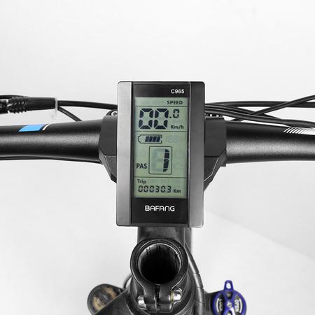 Wyświetlacz roweru elektrycznego Bafang C965 8fun bbs