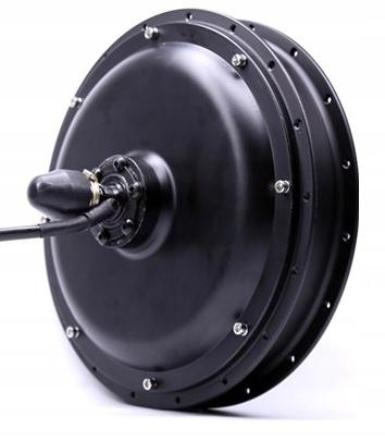 Elektryczny silnik zestaw do roweru 1500W 48V Tył wolnobieg kompletne koło