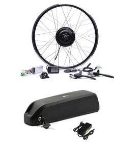Elektryczny silnik zestaw do roweru 350W 36V Tył + bateria 378Wh