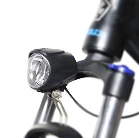Lampka LED przednia do roweru elektrycznego 6V