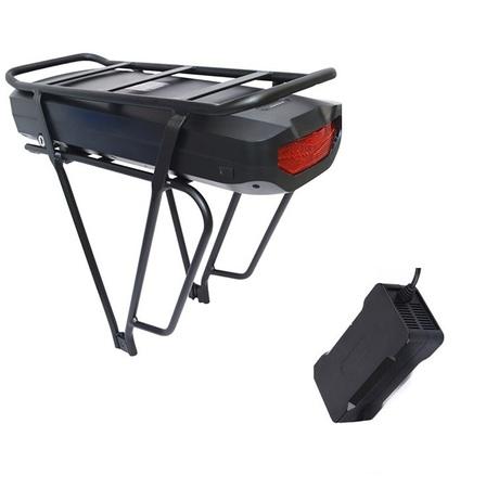 Bateria do roweru elektrycznego Li-ion 48V 24,5Ah 1176Wh z bagażnikiem