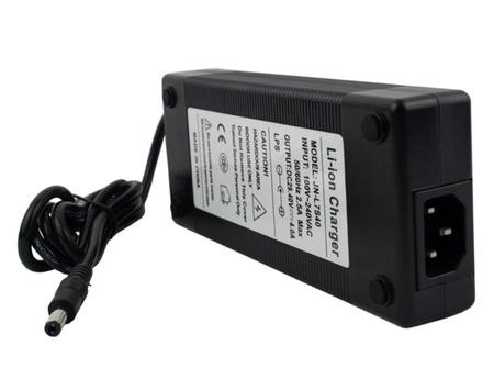 Ładowarka do baterii li-ion rowerów elektrycznych 52V 58,8V 14S 2A