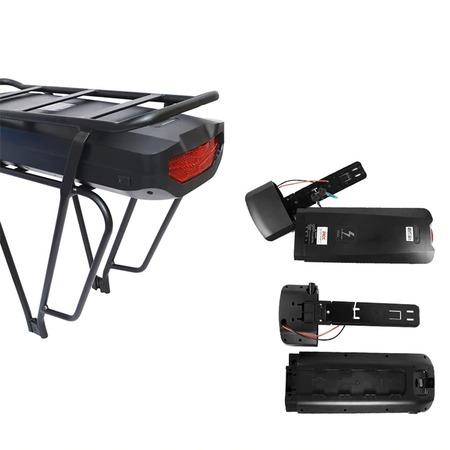 Bateria do roweru elektrycznego Li-ion 52V 24,5Ah 1274Wh z bagażnikiem