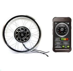 Elektryczny silnik zestaw do roweru Golden Motor Smart Pie 5 500W 36V/48V przód